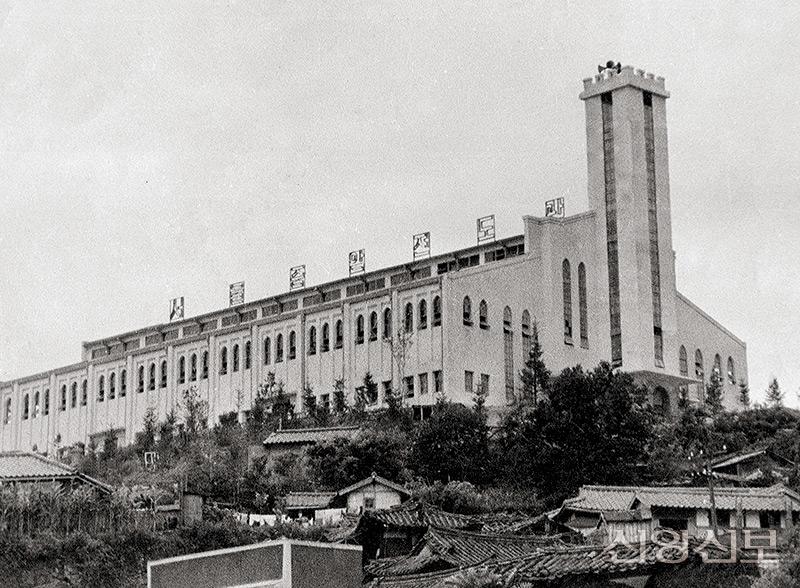 이만제단 모습 (1957년)