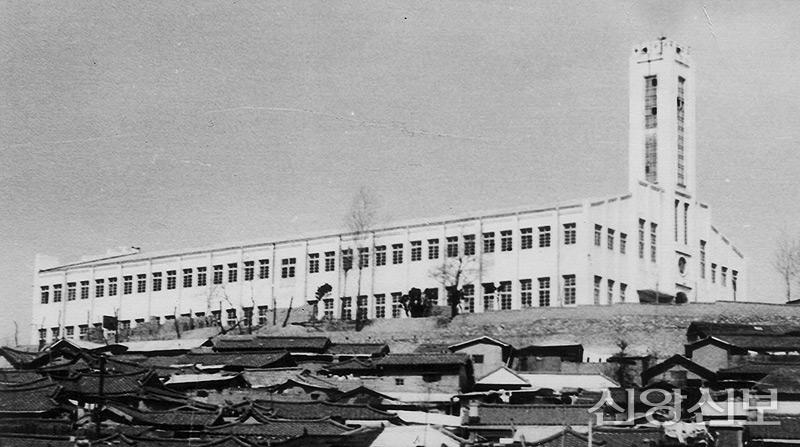 1957년 인천전도관