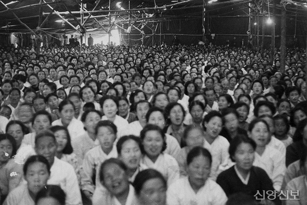 서울운동장집회