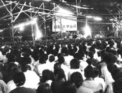 수백만이 은혜입은 천막집회 한강집회편(7.끝)