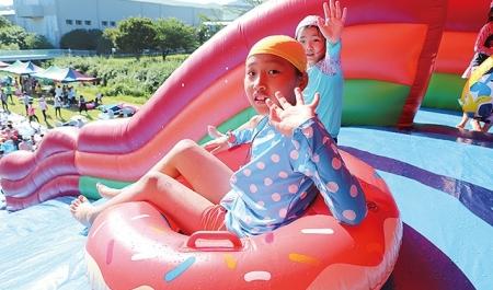 천부교회 SUMMER CAMP 여름을 부탁해 (1)