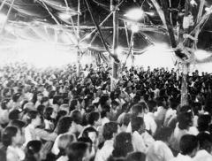 수백만이 은혜입은 천막집회 남산집회(1955.3.26.~4.5.)편(1)