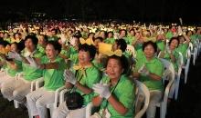 신앙촌 가을축제(4)