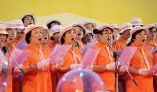 신앙촌 가을축제(5)