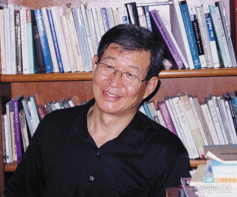 정진홍교수