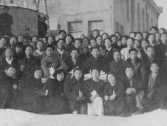 기성교회 부흥집회(상) 무학장로교회(1955. 1.1.~1.7.)
