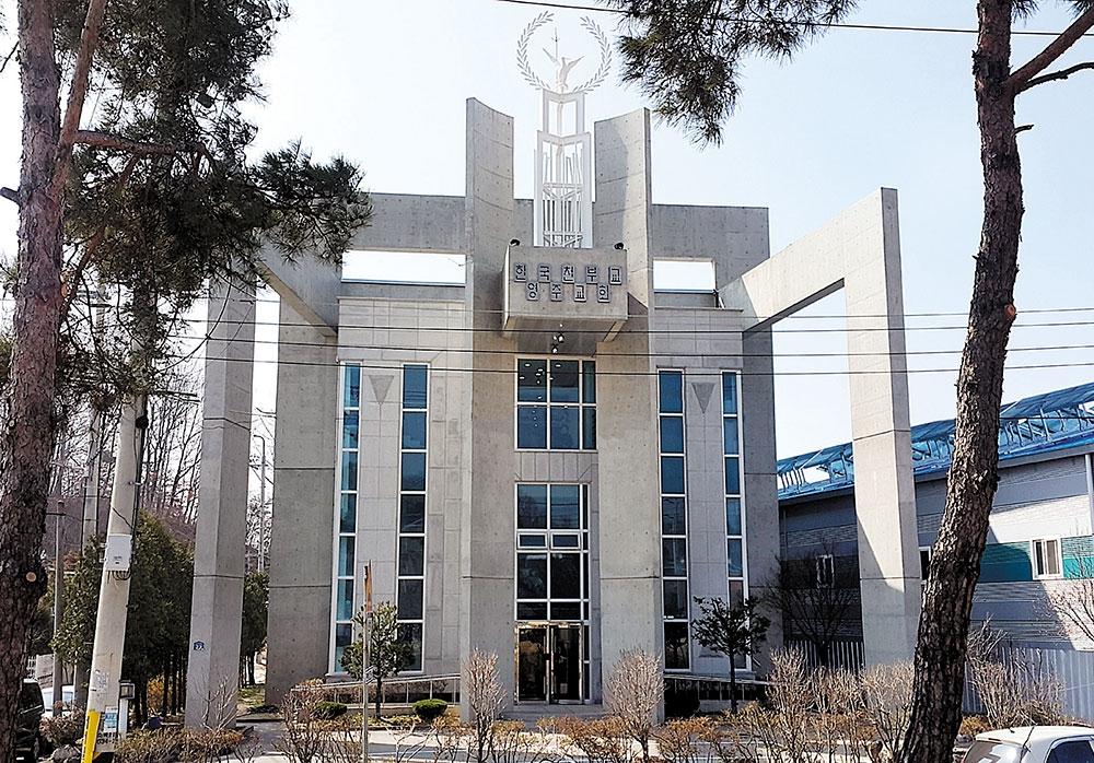 영주교회 새단장
