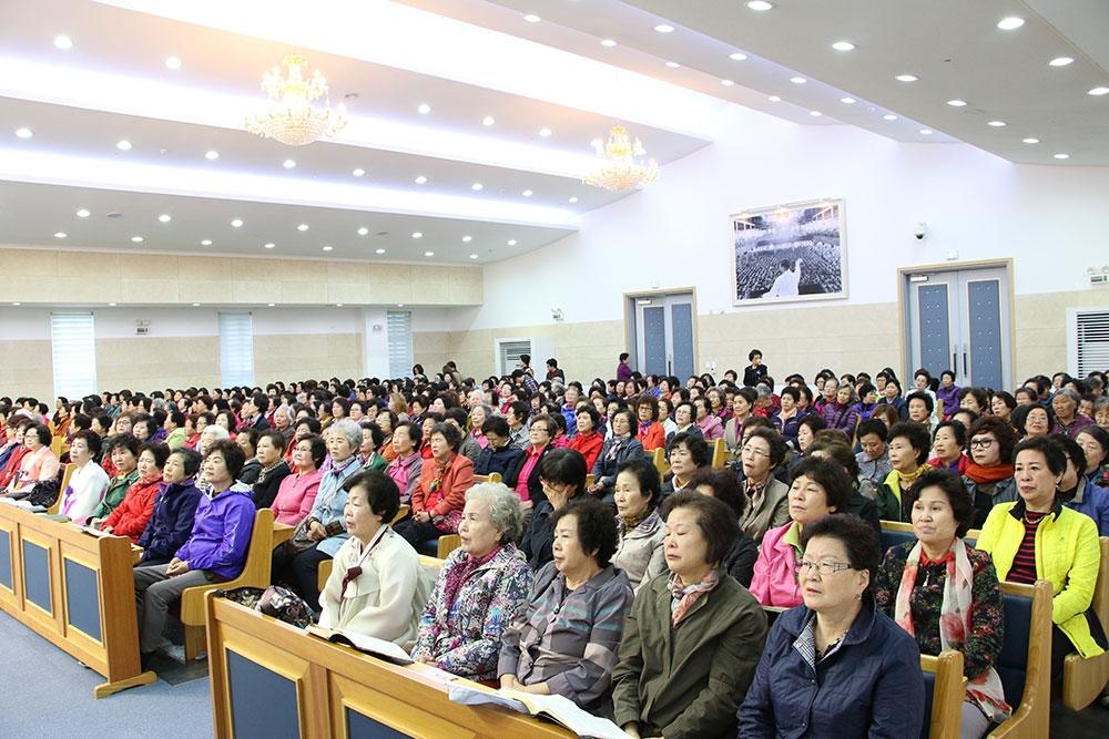 인천교회 전도의 날