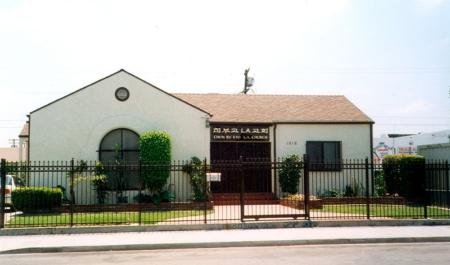 LA교회 –  받은 은혜 고이 간직하며, 뜨겁게 사모하며…