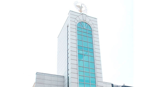 서울 서부교회 새단장 예배