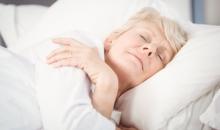 나이가 들면 잠이 줄어드는 까닭