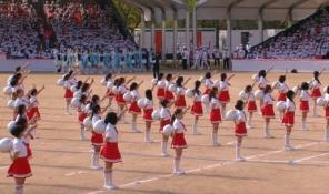 2019 천부교 체육대회 오프닝공연