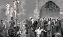 다른 문화와 종교를 '이단'으로 말살한 범죄