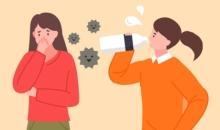 물이 건강을 지킨다! 호흡기 질환 바이러스 배출 도운다!