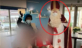 X-마스의 상징 산타클로스, 벨기에서 선물 대신 코로나 옮겨