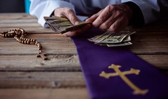 가톨릭, 넘치는 재정에도 코로나 원조 받아…천주교 서울대교구   노숙인 무료급식소 오픈