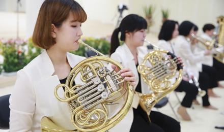 제41회 이슬성신절  음악순서