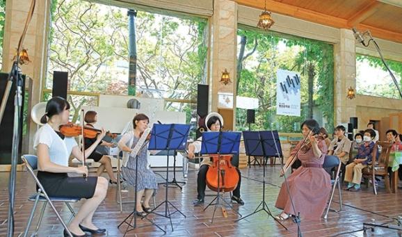 음악을 사랑하는  시온인들의 열정과 노력