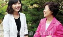 이상아(신앙촌 판매부), 최정숙(신앙촌상회 하왕십리점) 모녀
