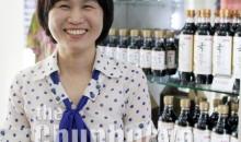 김문재 사장(신앙촌상회 두실역점)