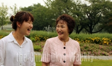 김해자(신앙촌상회 성산점), 오지선(시온입사생) 모녀