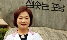 강릉 포남초등학교 문미랑 영양사