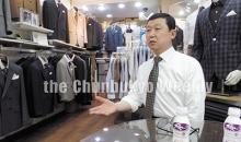 맨투맨 양복점 류필근 사장